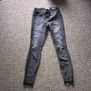 Jessica Simpson Frayed Jeans